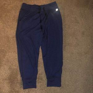 Women's S Gap jogger pants blue